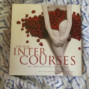 Intercourses Aphrodisiac Cookbook